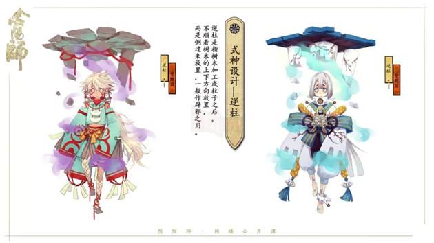 Âm Dương Sư: Tổng hợp các tác phẩm thiết kế thức thần do NetEase tuyển chọn P2  4