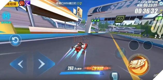 Zing Speed Mobile: Top 6 kĩ năng lái xe quan trọng nếu bạn muốn đạt Hạng Nhất liên tục 4
