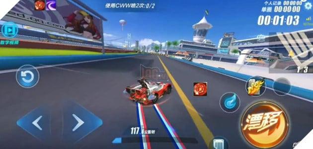 Zing Speed Mobile: Top 6 kĩ năng lái xe quan trọng nếu bạn muốn đạt Hạng Nhất liên tục 2