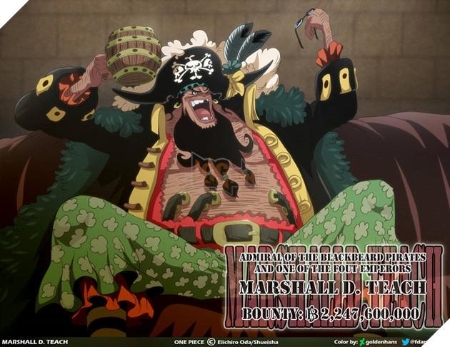 Tính tới One Piece 927 - Oda đã nhiều lần bí mật tiết lộ số tiền truy nã cuối cùng của LuffyOne Piece 928
