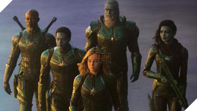 Bảy chiến binh Starforce trong Captain America: Họ là ai? 2