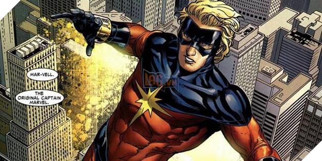 Bảy chiến binh Starforce trong Captain America: Họ là ai? 4