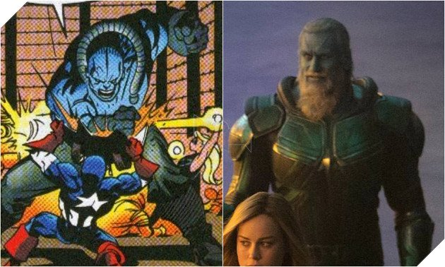 Bảy chiến binh Starforce trong Captain America: Họ là ai? 10