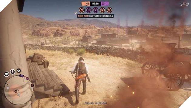 Những điều thú vị bạn có thể thử trong Red Dead Online Phần 1  7