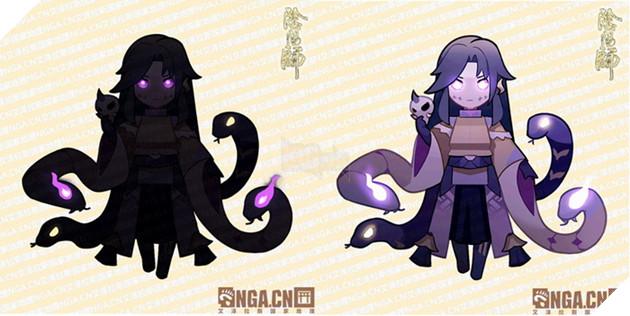 Âm Dương Sư Trung Quốc: Chuẩn bị cập nhật 2 skin Tửu, Tỳ và hé lộ SSR Bát Xà mới? 3