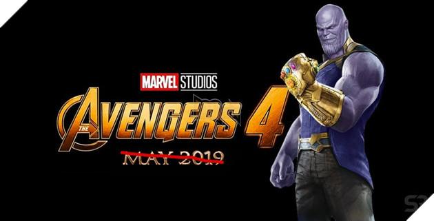 Avengers: Endgame sẽ dời ngày công chiếu sớm hơn dự định?
