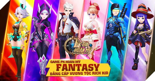 Lục Địa Hoàn Mỹ Mobile: Hàng khủng dòng game 'chặt chém' Fantasy cập bến Việt Nam 2