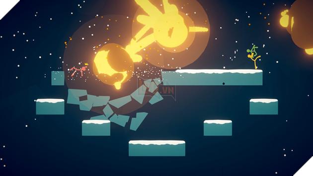 Stick Fight: The Game người que đại chiến bước lên mobile dưới bàn tay của NetEase 2