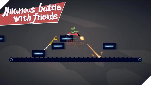 Stick Fight: The Game người que đại chiến bước lên mobile dưới bàn tay của NetEase 6