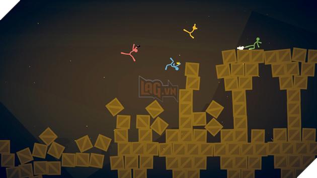 Stick Fight: The Game người que đại chiến bước lên mobile dưới bàn tay của NetEase 4