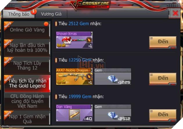 CrossFire Legends: Đồng hành Chung Kết cùng ĐTQG Việt Nam nhận ngay vũ khí cận chiến VIP miễn phí 5