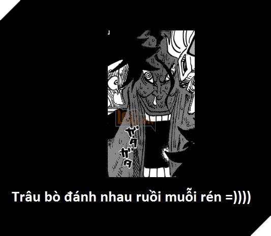 One Piece 928 Spoiler - xăm soi những chi tiết bất ngờ trong truyện 3