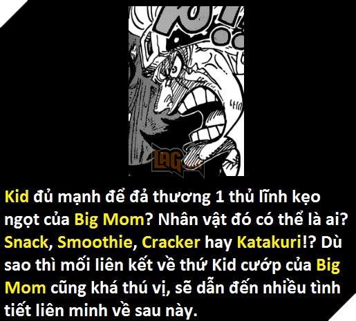 One Piece 928 Spoiler - xăm soi những chi tiết bất ngờ trong truyện 8