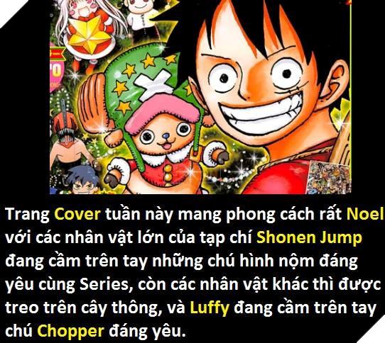 One Piece 928 Spoiler - xăm soi những chi tiết bất ngờ trong truyện 15