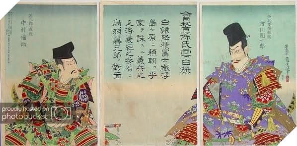 Âm Dương Sư - Minamoto no Yoshitsune chiến binh huyền thoại nổi tiếng nhất thời Heian là ai 5