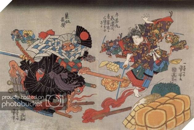Âm Dương Sư - Minamoto no Yoshitsune chiến binh huyền thoại nổi tiếng nhất thời Heian là ai 3