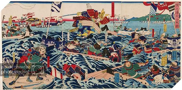 Âm Dương Sư - Minamoto no Yoshitsune chiến binh huyền thoại nổi tiếng nhất thời Heian là ai 4