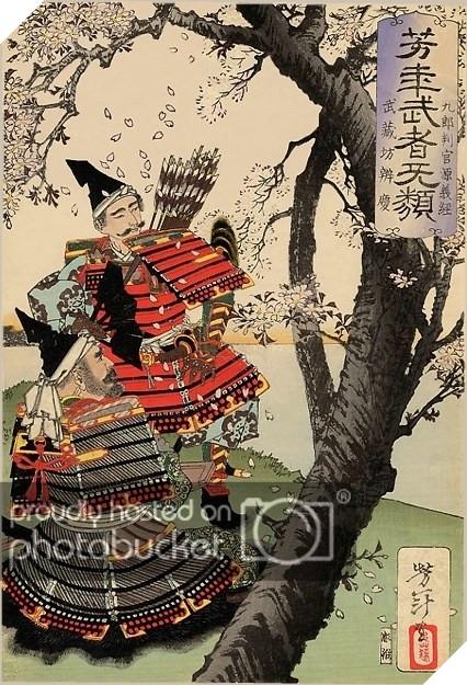 Âm Dương Sư - Minamoto no Yoshitsune chiến binh huyền thoại nổi tiếng nhất thời Heian là ai 6