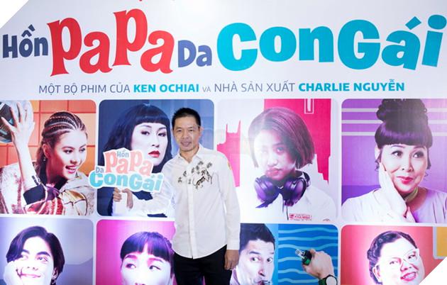 Thái Hòa và Kaity Nguyễn đẹp rạng ngời nhân dịp ra mắt Hop Báo Hồn Papa da con gái  4
