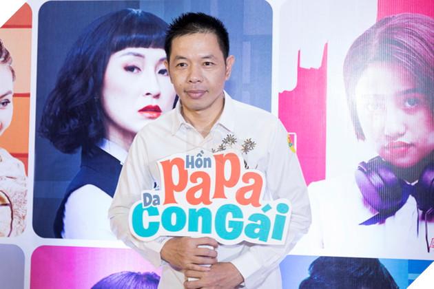 Thái Hòa và Kaity Nguyễn đẹp rạng ngời nhân dịp ra mắt Hop Báo Hồn Papa da con gái  5