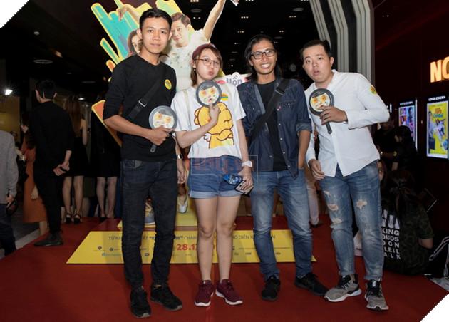 Thái Hòa và Kaity Nguyễn đẹp rạng ngời nhân dịp ra mắt Hop Báo Hồn Papa da con gái  22