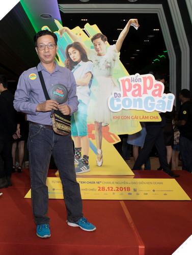 Thái Hòa và Kaity Nguyễn đẹp rạng ngời nhân dịp ra mắt Hop Báo Hồn Papa da con gái  24