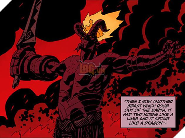 16 điều thí vị chỉ fan cuồng mới có thể soi ra trong trailer Hellboy 2019 - Ảnh 1.