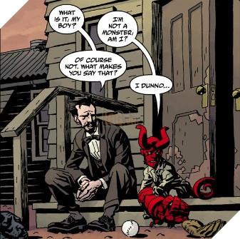16 điều thí vị chỉ fan cuồng mới có thể soi ra trong trailer Hellboy 2019 - Ảnh 6.