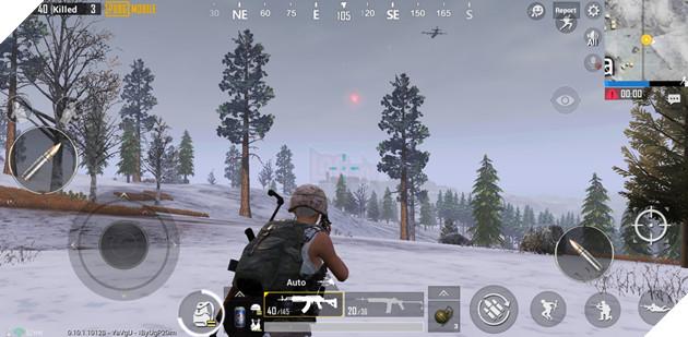 PUBG Mobile VNG: Đã có thể chơi được bản đồ tuyết Vikendi từ hôm nay 21/12/2018 5