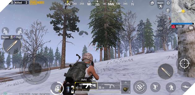 PUBG Mobile VNG: Đã có thể chơi được bản đồ tuyết Vikendi từ hôm nay 21/12/2018 6
