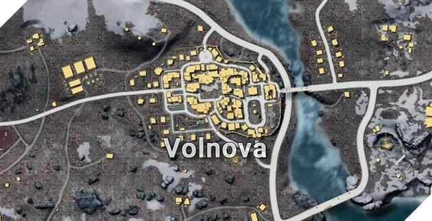 PUBG Mobile VNG: Tổng hợp những điểm nóng trên bản đồ tuyết Vikendi 6