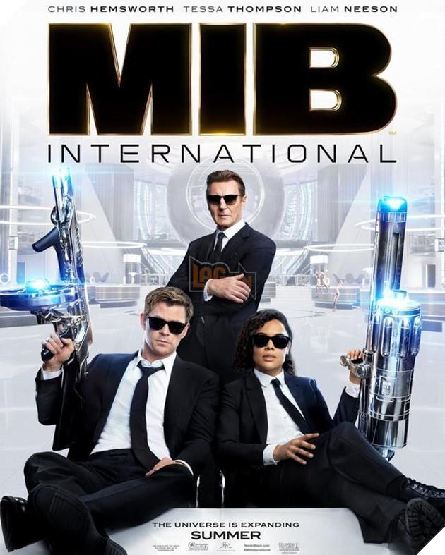 Men in Black International tung trailer cực ngầu, Thần Sấm Thor cùng Valkyrie song hành diệt Alien 3
