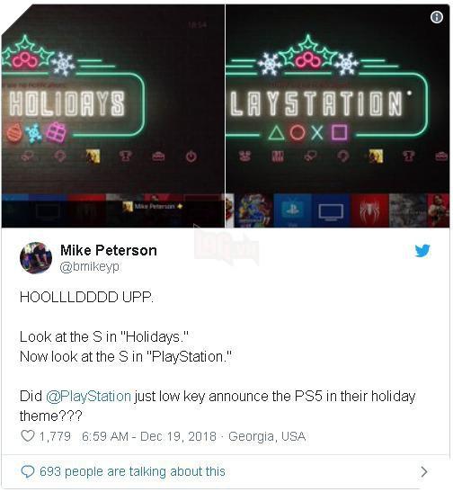 Sony chơi chữ úp mở sắp ra mắt máy PlayStation 5 mới toanh - Ảnh 3.