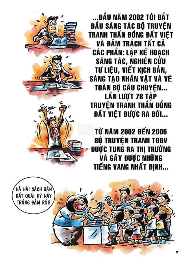 Tác giả gốc của Thần Đồng Đất Việt khởi kiện giành quyền sở hữu sau 12 năm dài ức chế 5