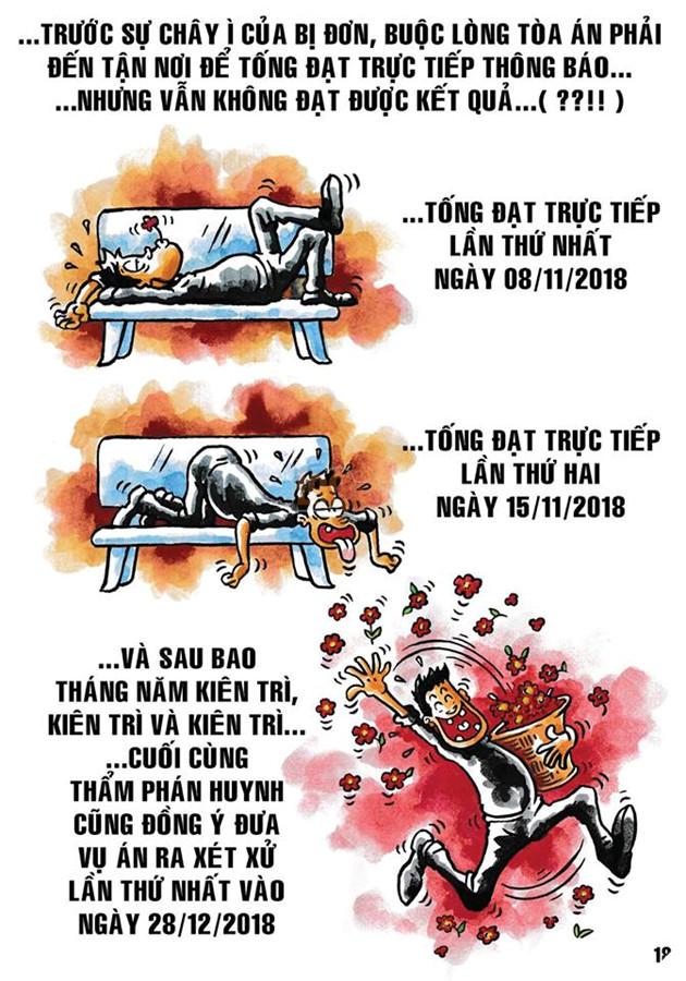 Tác giả gốc của Thần Đồng Đất Việt khởi kiện giành quyền sở hữu sau 12 năm dài ức chế 20