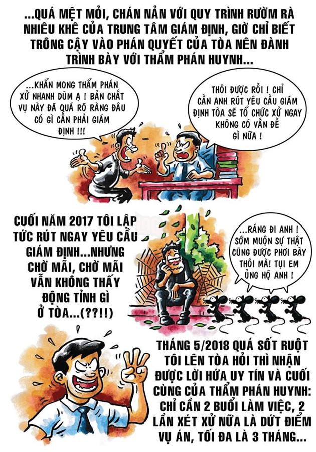 Tác giả gốc của Thần Đồng Đất Việt khởi kiện giành quyền sở hữu sau 12 năm dài ức chế 18