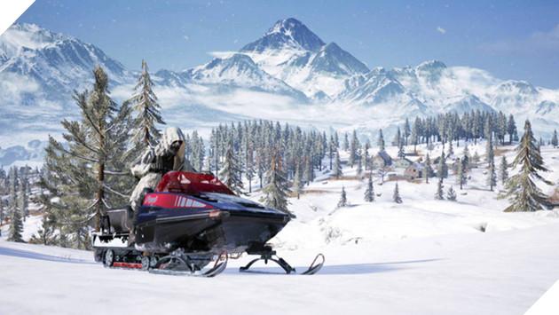 PUBG: Những mẹo hay giúp bạn giành Top 1 trên bản đồ tuyết Vikendi mới ra mắt