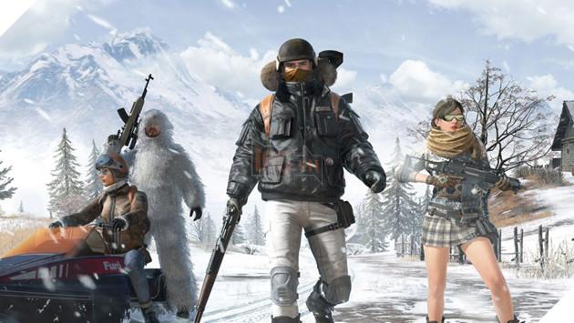 PUBG: Những mẹo hay giúp bạn giành Top 1 trên bản đồ tuyết Vikendi mới ra mắt 2