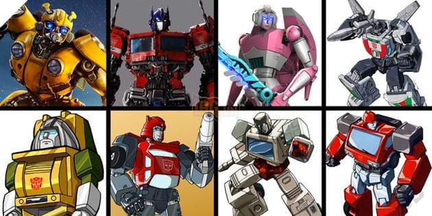 Tổng hợp đầy đủ những robot phe Autobots vs Decepticons xuất hiện trong Bumblebee 2