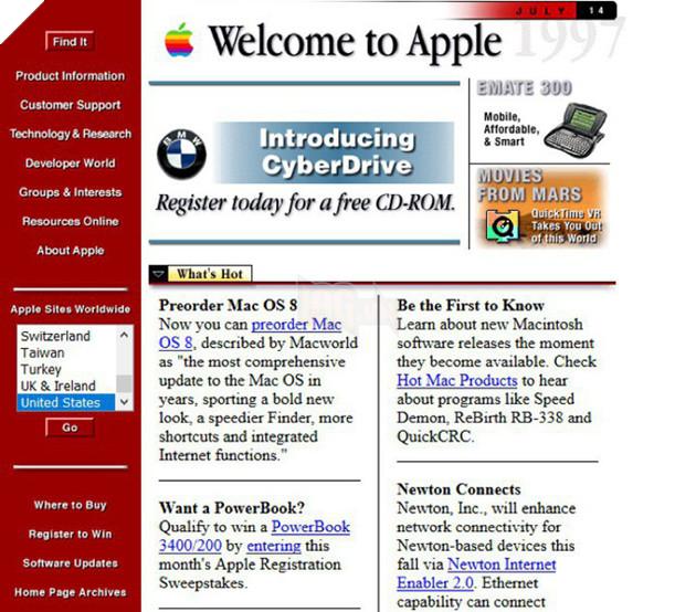 Đây là 11 website nổi tiếng thời xa xưa, nếu thấy quen thuộc thì chắc chắn bạn đã già - Ảnh 3.