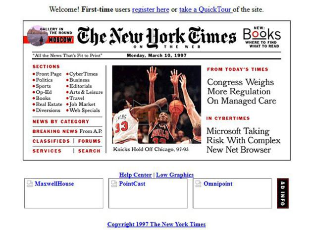 Đây là 11 website nổi tiếng thời xa xưa, nếu thấy quen thuộc thì chắc chắn bạn đã già - Ảnh 9.