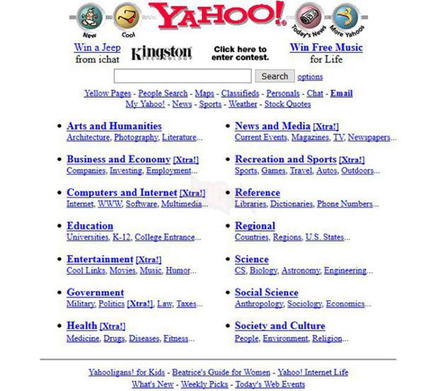 Đây là 11 website nổi tiếng thời xa xưa, nếu thấy quen thuộc thì chắc chắn bạn đã già - Ảnh 5.