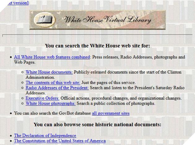 Đây là 11 website nổi tiếng thời xa xưa, nếu thấy quen thuộc thì chắc chắn bạn đã già - Ảnh 11.
