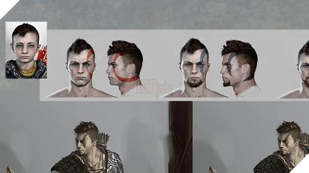 Lộ diện hình ảnh đầu tiên của God of War mới, 99% Kratos sẽ chết ? - Ảnh 1.