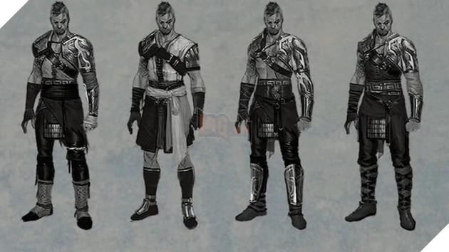 Lộ diện hình ảnh đầu tiên của God of War mới, 99% Kratos sẽ chết ? - Ảnh 3.