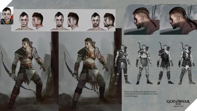 Lộ diện hình ảnh đầu tiên của God of War mới, 99% Kratos sẽ chết ? - Ảnh 4.