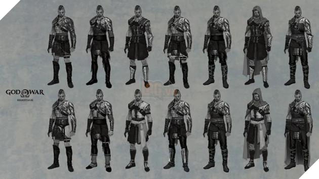 Lộ diện hình ảnh đầu tiên của God of War mới, 99% Kratos sẽ chết ? - Ảnh 5.
