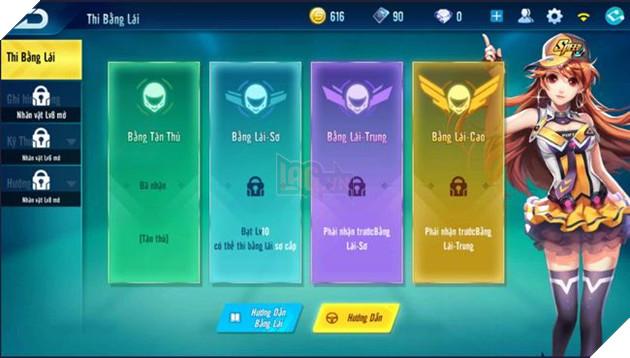 Thể hiện bản lĩnh với những kiểu đua sành điệu trong ZingSpeed Mobile 2