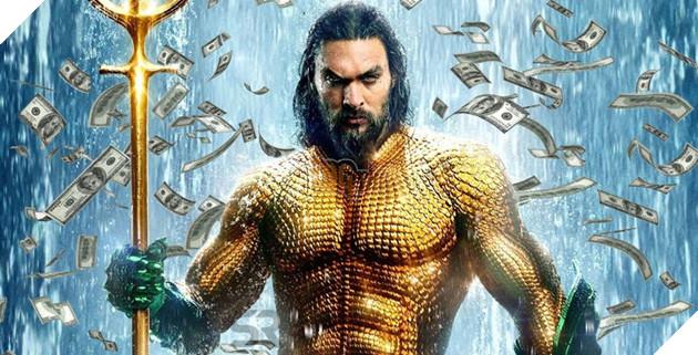 Aquaman bội thu với hơn 500 triệu đô la doanh thu phòng vé, vượt mặt Wonder Woman và Man of Steel
