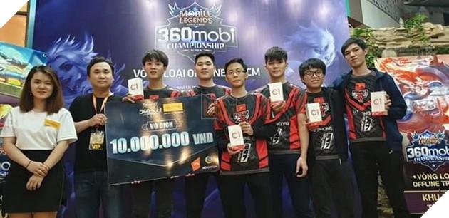 Buffalo Bang Bang và khát vọng làm rạng danh Mobile Legends: Bang Bang Việt Nam 2